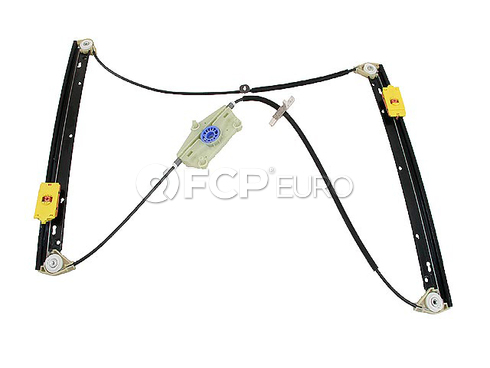 Audi Window Regulator (A6 Quattro A6) - Genuine VW Audi 4F0837462A