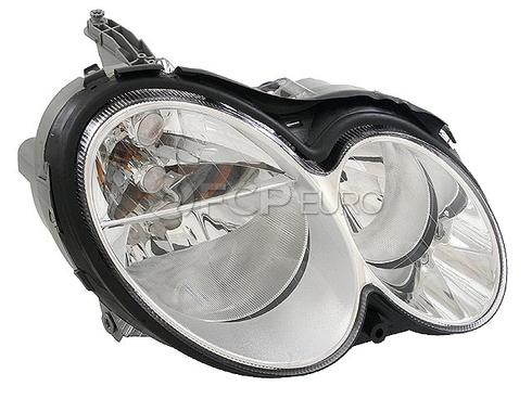 Mercedes Headlight Assembly Right - Hella 2098200661