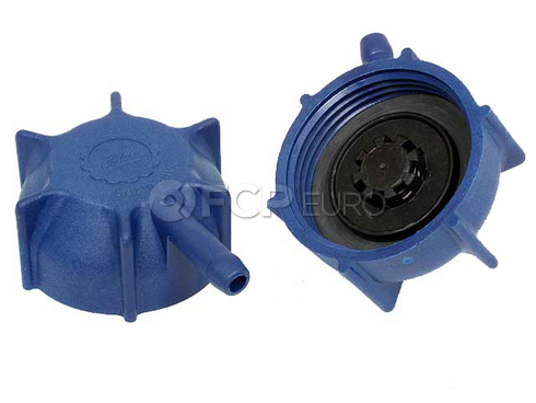 VW Expansion Tank Cap (Vanagon Transporter) - Blau 025121321B