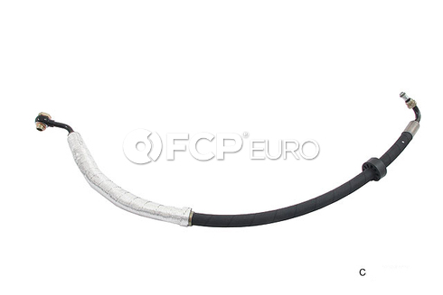Power Steering Pressure Line Hose Assembly - Genuine Mercedes - 1634604224OE
