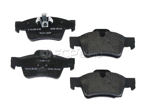 Mercedes Brake Pads Rear - Genuine Mercedes 1644201520OE