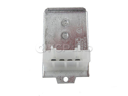Volkswagen VW Blower Motor Resistor - CRP 701959263A