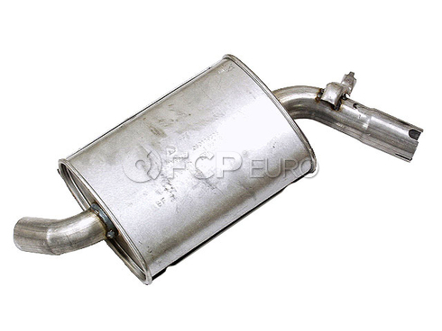 VW Exhaust Muffler (Jetta Golf) - Ansa 176253409AAN