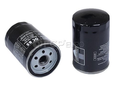 Audi Oil Filter - Mahle 035115561ML