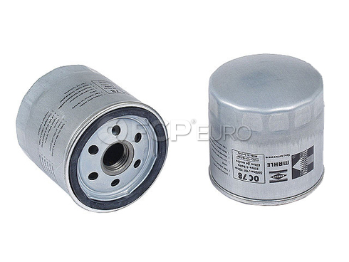 Audi Turbocharger Oil Filter (5000 Quattro) - Mahle 035115591ML