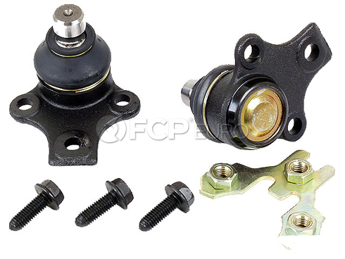 Volkswagen Ball Joint Front (Golf Jetta) - Moog 191407365A