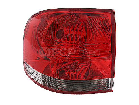 VW Tail Light Lens (Touareg) - Genuine VW Audi 7L6945095L