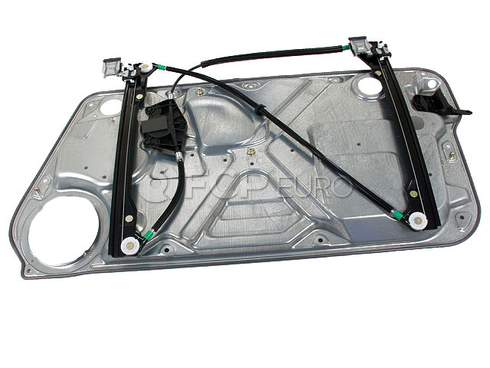 VW Window Regulator Left (Beetle) - Genuine VW Audi 1C0837655C