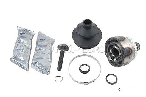 Audi Drive Shaft CV Joint Kit (90 Quattro A4 Quattro S4) - GKN 893498099P