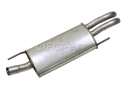 VW Exhaust Muffler (Golf) - Ernst 1H6253609AF