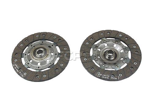 VW Audi Clutch Friction Disc (Golf Jetta Beetle TT) - Sachs SD80221