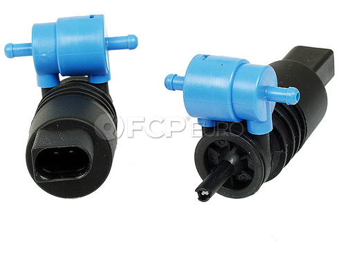 Audi Volkswagen VW Windshield Washer Pump - CRP 1J6955651