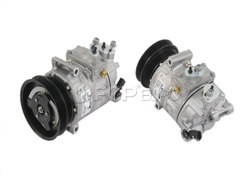 VW A/C Compressor (Rabbit Beetle) - Sanden 1K0820859G