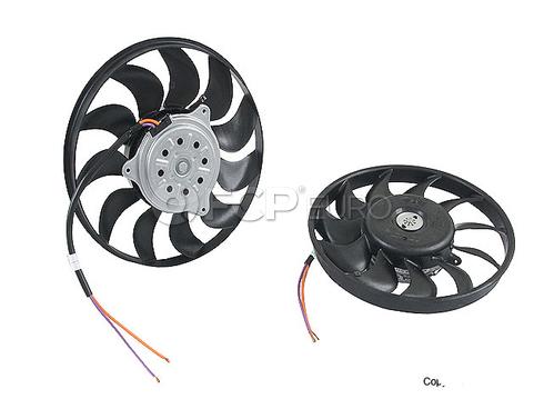Audi Cooling Fan Motor Right (A4 A4 Quattro A6 A6 Quattro) - Valeo 8E0959455N