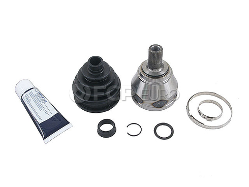 VW Audi Drive Shaft CV Joint Kit (Golf TT Quattro TT) - Meyle 8N0498099MY