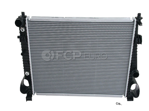 Mercedes Radiator (CL500 CL55 AMG S430 S500 S55 AMG) - Nissens 2205000903A