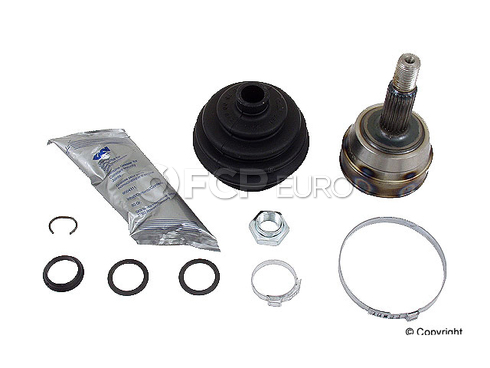 Audi VW Drive Shaft CV Joint Kit - GKNLoebro 321498099B