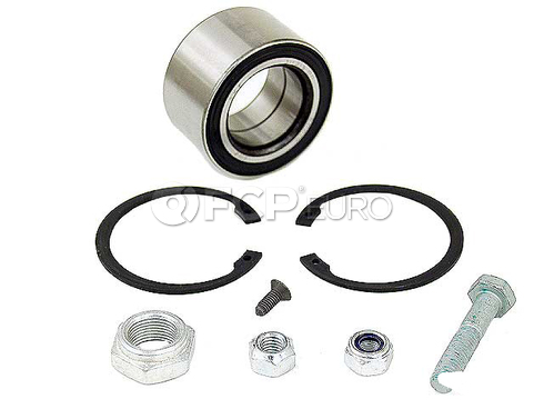 Audi Volkswagen VW Wheel Bearing Kit Front - SKF 321498625E