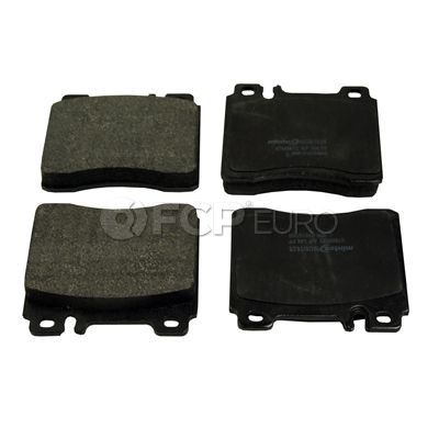 Mercedes Brake Pads Front - PBR Deluxe 087-1493