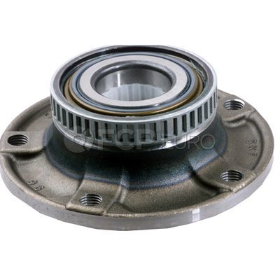 BMW Wheel Hub Assembly Front - GMB 31221139345