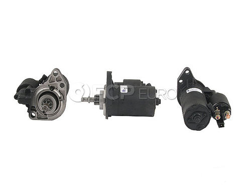 VW Starter Motor (Jetta Golf Scirocco Passat Cabrio) - PPR Reman BOS506