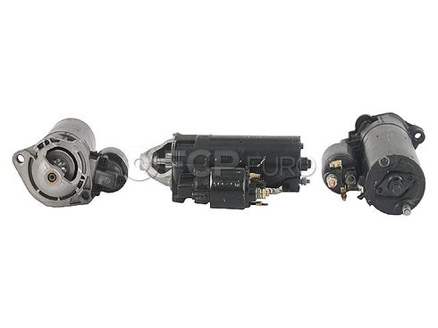 VW Starter Motor (Passat) - PPR Reman BOS813