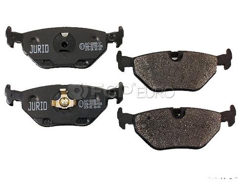 BMW Disc Brake Pad Rear (E31) - Jurid 571387J