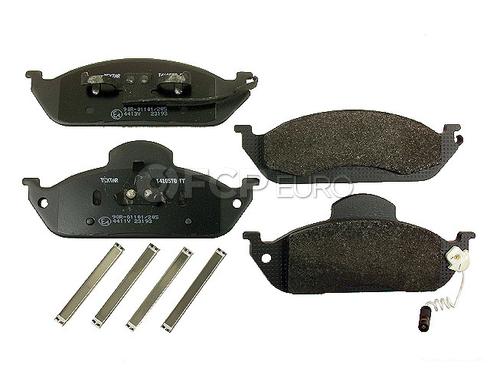 Mercedes Brake Pad Set Front (ML320 ML350 ML430) - ATE D2003A