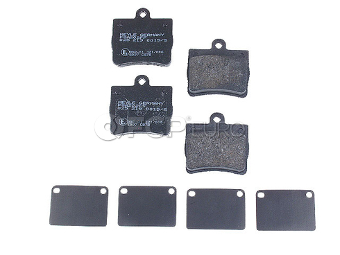 Mercedes Brake Pads Rear(C220 C230) - Meyle D2051SM