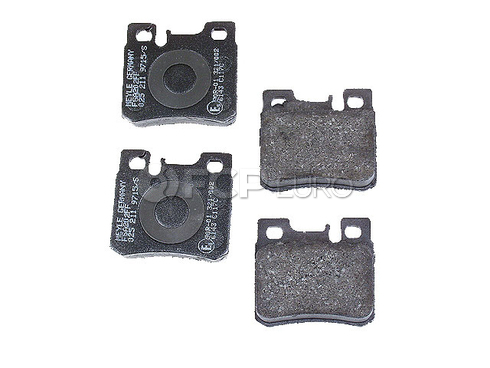 Mercedes Brake Pads Rear - Meyle D525SM