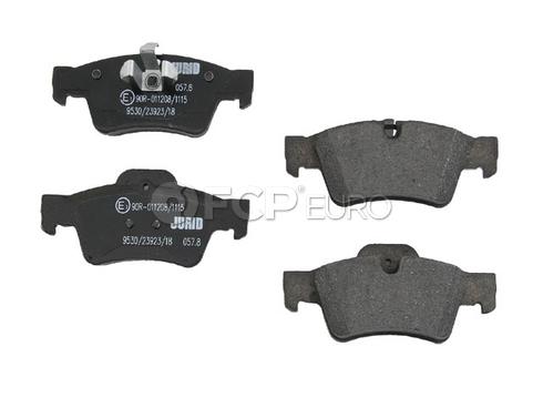 Mercedes Brake Pads - Jurid D81122J