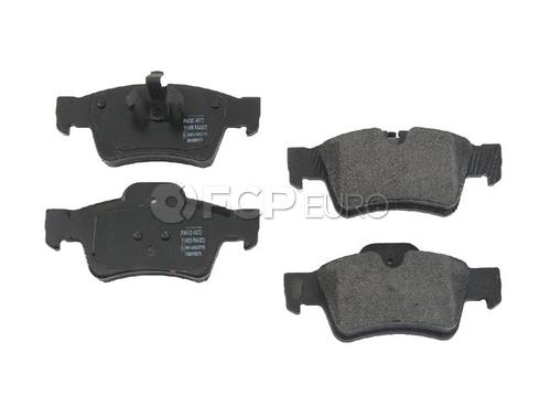 Mercedes Brake Pads Rear - Pagid D81122P