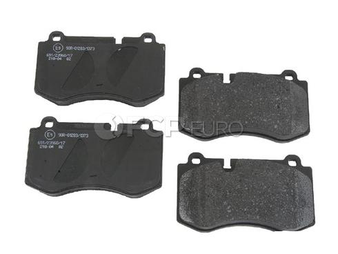 Mercedes Brake Pads Front (CL600 S400 S550 S600 CL550) - Jurid D81223J