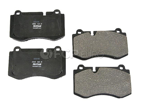 Mercedes Brake Pads Front (CL600 S400 S550 S600 CL550) - Textar D81223TF