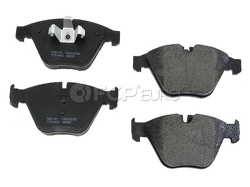 BMW Disc Brake Pad Front - Pagid T1770NA014