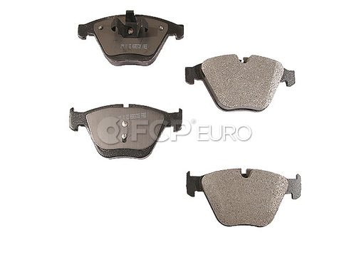 BMW Brake Pads Set Front - Meyle D81260SM