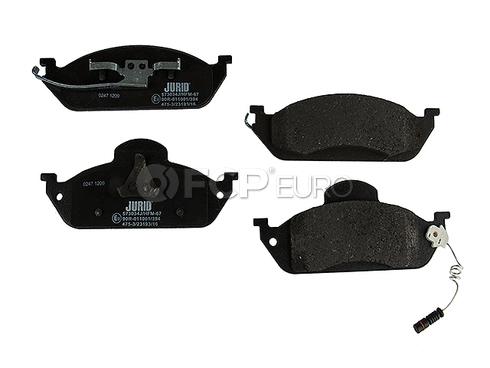 Mercedes Brake Pads (ML320 ML350 ML430) - Jurid D8760J