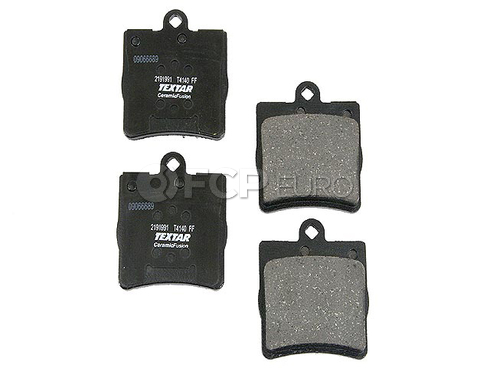 Mercedes Brake Pads Rear (E300 C280 SLK230 C230 SLK320) - Textar D8779TF