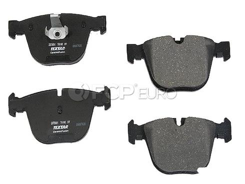 BMW Disc Brake Pad Rear - Textar D8919TF