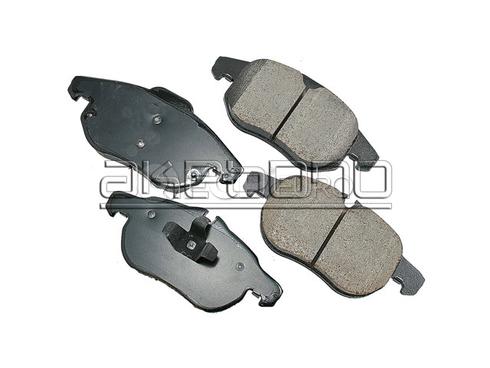 Saab Brake Pads Set Front (9-3) - Akebono EUR972