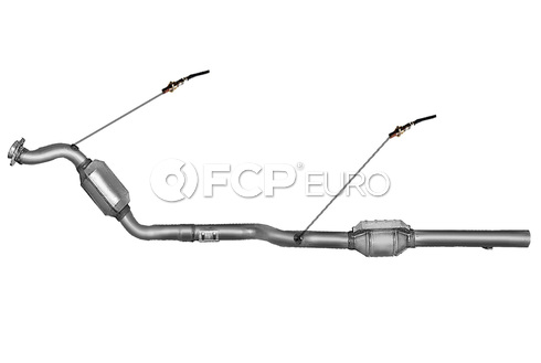 Mercedes Catalytic Converter (SL500) - DEC MB2251