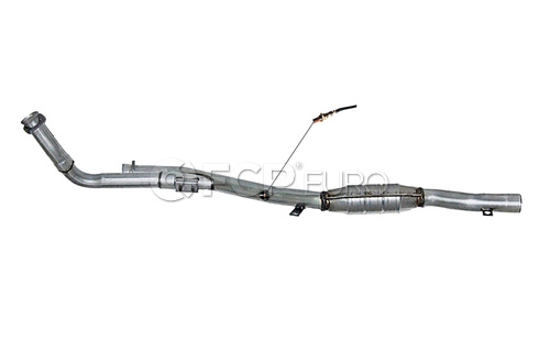 Mercedes Catalytic Converter Right (600SEL S600) - DEC MB82258