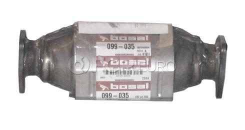 Volkswagen Audi Catalytic Converter - Bosal 099-035