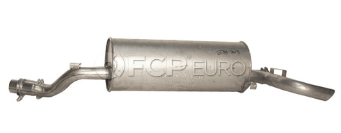 Mercedes Exhaust Muffler (300SEL 300SE W126) - Bosal 278-303
