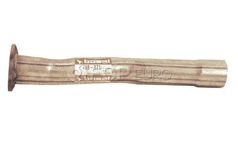 Audi Exhaust Pipe (5000 100) - Bosal 738-971