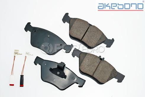 Mercedes Brake Pads Set Front (E350 W211) - Akebono EUR853A