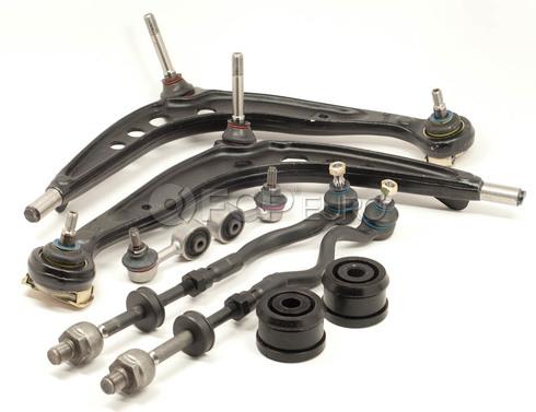 BMW Control Arm Kit 8 Piece Front (E36) - Lemforder E36CAKIT8P