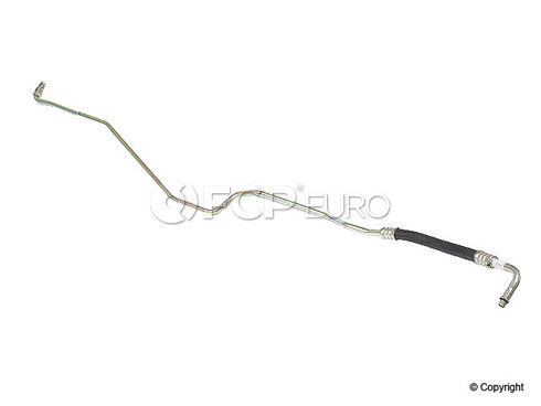 BMW Transmission Cooler Hose (E36) - Genuine BMW 17221433003