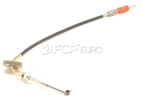 BMW Transmission Selector Cable (Auto E36) - Genuine BMW 25161423114