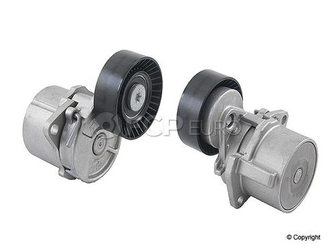 BMW Drive Belt Tensioner Assembly (Z3 318i 318is 318ti) - INA 11281432104